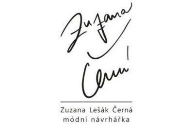 Módní návrhářka Zuzana Lešák Černá