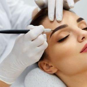 Permanentní makeup odstranění